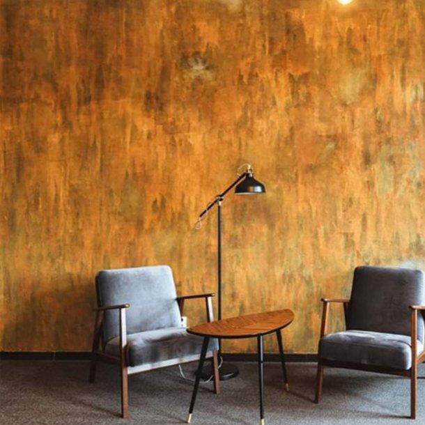 Rusty rå og smuk væg!