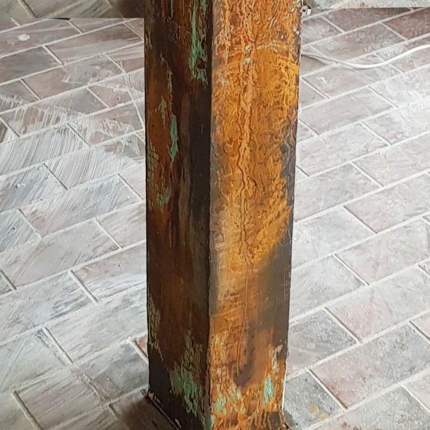Rusty stolpe skaber blikfang